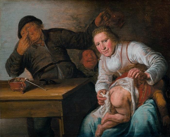 Tablou de  Jan Miense Molenaar - 1637