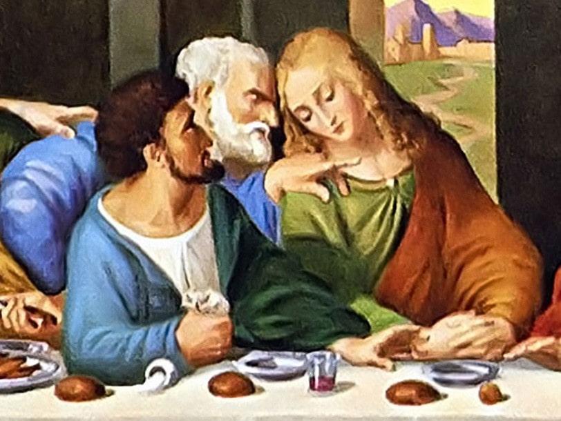 Apostolii Iuda, Petru si Ioan
