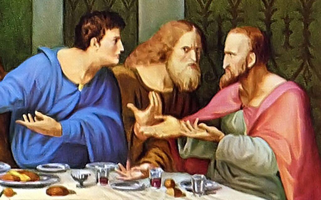 Apostolii Iuda Tadeul, Matei si Simon