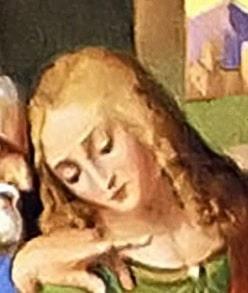 Chipul apostolului Ioan