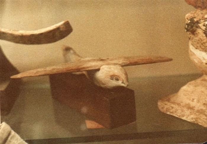 """""""Soimul de lemn"""" - obiect zburator"""
