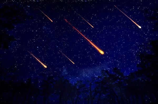 Ploaie de meteoriti