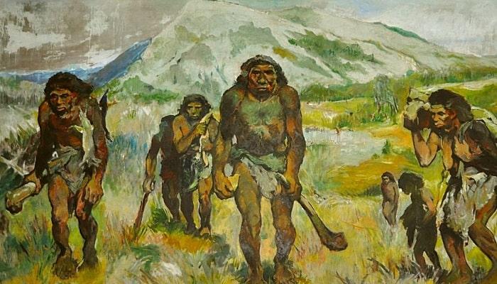 Oameni primitivi