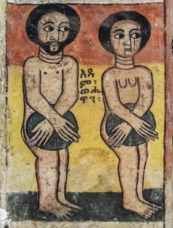 Adam si Eva din Africa