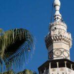"""Marea Moschee din Damasc (a Omeiazilor) """"leagă"""" crestinismul de islam"""