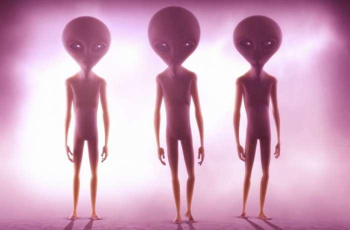 extraterestri cu capul mare