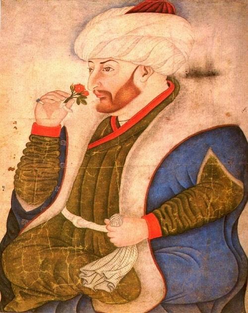 Mehmed Cuceritorul - Mehmed al II-lea (1451 – 1481)