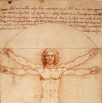 Omul Vitruvian și semnificația acestuia