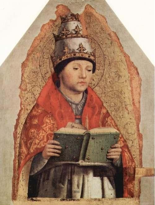 Papa Grigorie (540-604)