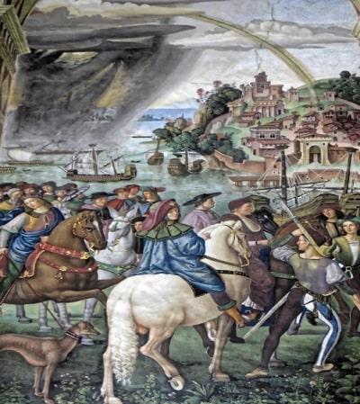 Evul Mediu - Viața, cultura si economia