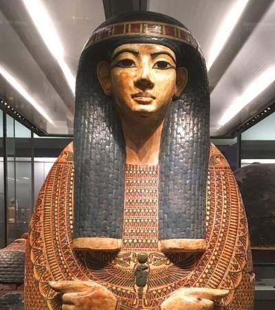 Mumiile egiptene și etapele de mumificare