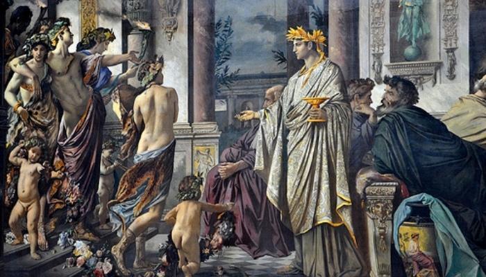 Clasa superioara din Grecia Antica