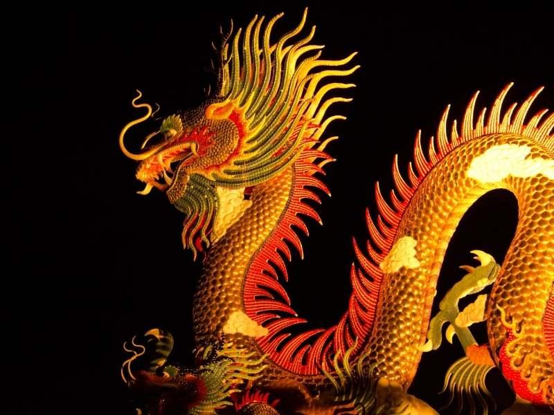 Dragon chinezesc