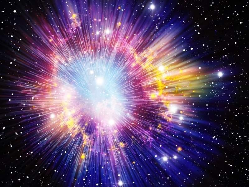 explozia Big Bang