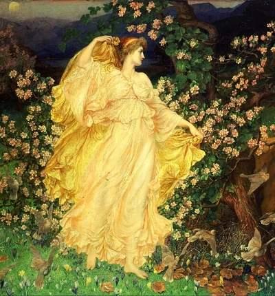 Mitologia florilor