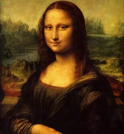 Surâsul Mona Lisei există doar în percepția privitorului