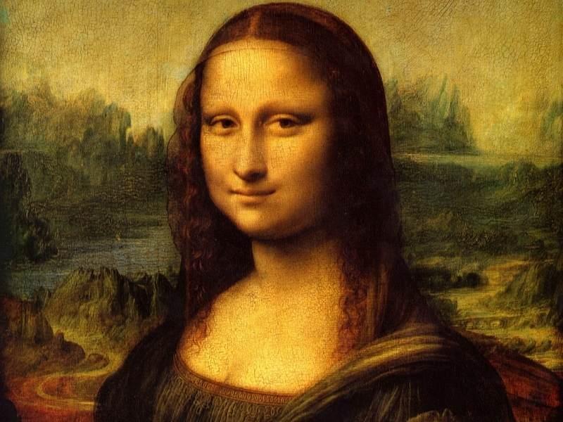 Mona Lisa (pictură Leonardo da Vinci 1503-1506)