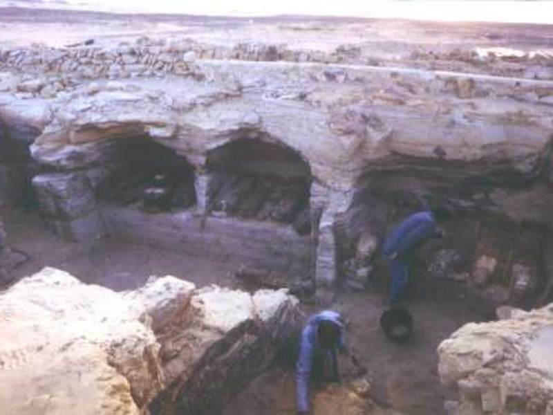 Situl arheologic din Oaza din Bahariya