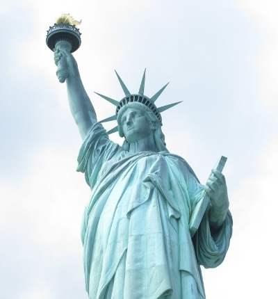 Statuia Libertatii din New York - Simbolul Statelor Unite ale Americii