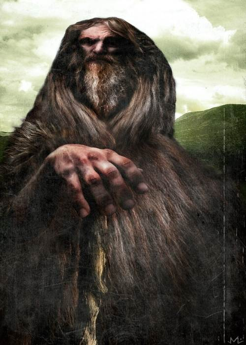 Basajaun - zeul suprem la naturii in mitologia bască