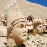 Capetele de piatra colosale din Anatolia