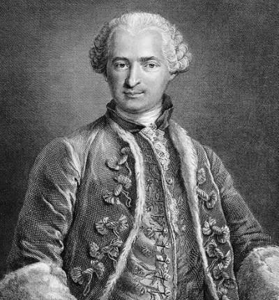 Contele de Saint Germain - Unul dintre cele mai enigmatice personaje din istorie