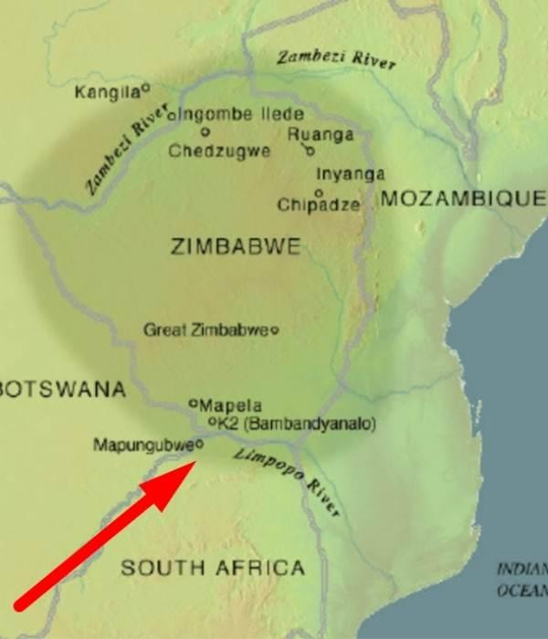 Mapungubwe - harta