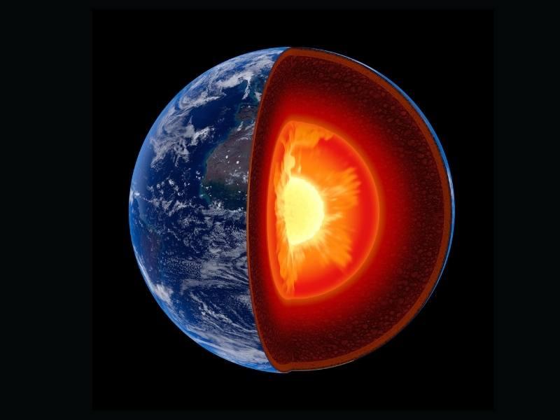 Interiorul Pământului