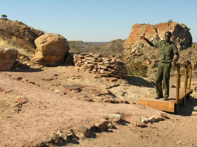 Situl arheologic din Mapungubwe