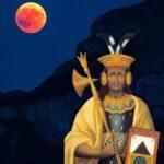 Cele trei cercuri ale lunii și sfarsitul imperiului incaș