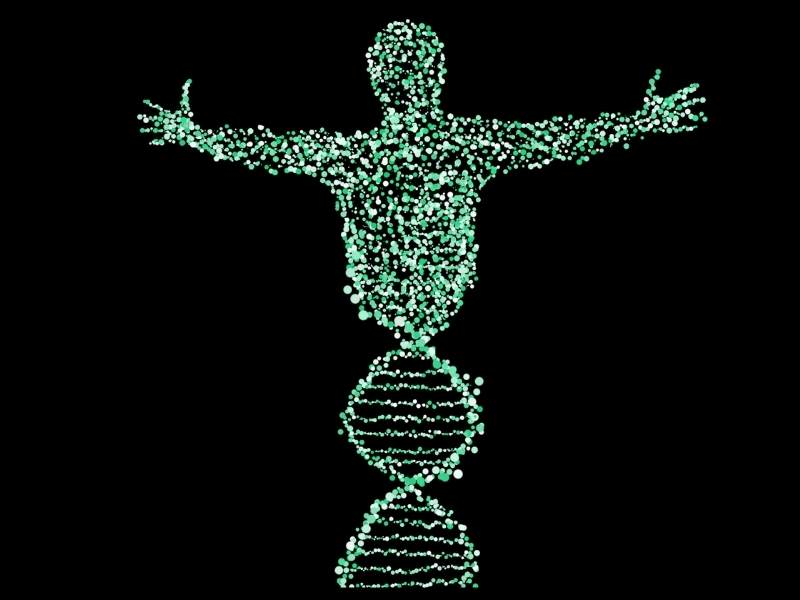 om format din ADN