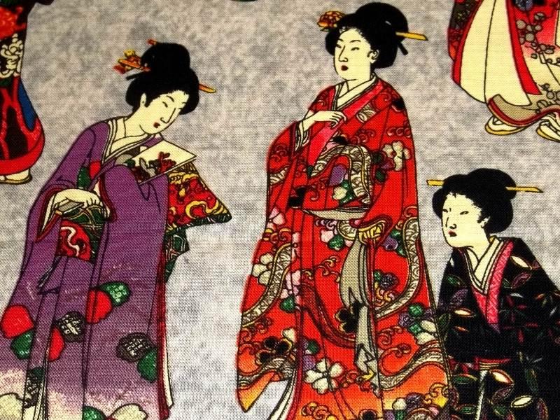gheise - japonia