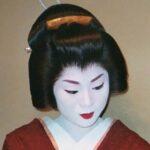 Gheisa – Animatoare tradițională a artei si muzicii japoneze