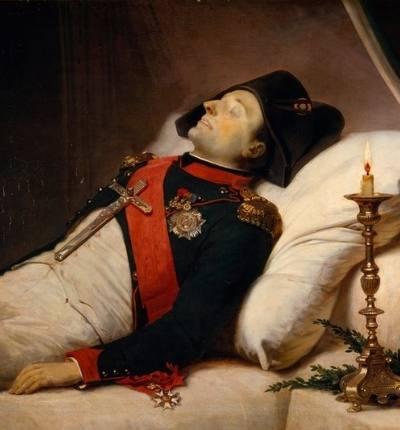 Napoleon nu a murit otrăvit