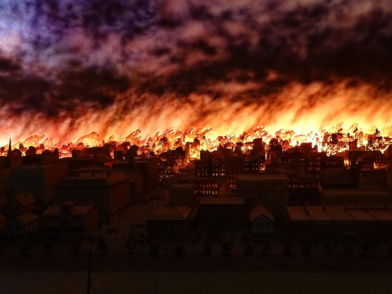 Marele incendiu din Chicago (1871)