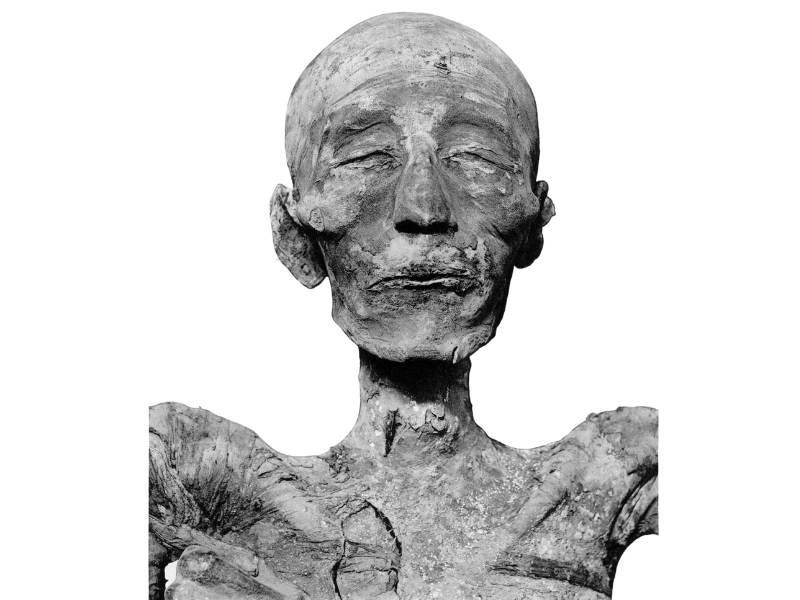Mumia lui Merneptah