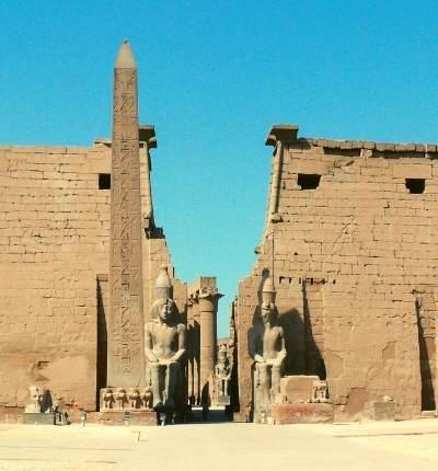 Razbunarea faraonului Ramses