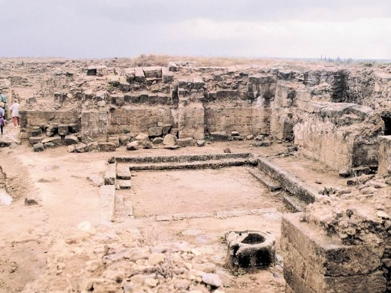 Ruinele de la Ugarit