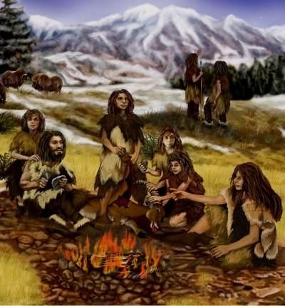 Omul de Neanderthal a dispărut pentru că era prea carnivor